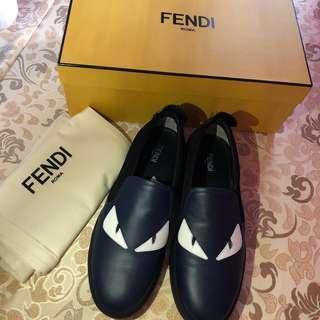 Fendi monster sneaker