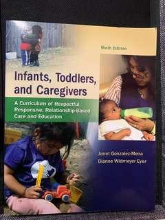 Infants, Toddlers and Caregivers: A curriculum of respectful, responsive, relationship-based care and education