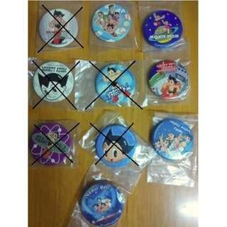Astro Boy (A1) 小飛俠 阿童木 - 襟章 胸針 徽章 badge