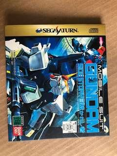 Sega Saturn Gundam Side Story III