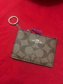 Coach purse with card slots (bnew)