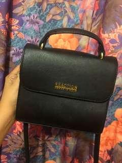 Almost New Reaction by Kenneth Cole Sling Bag