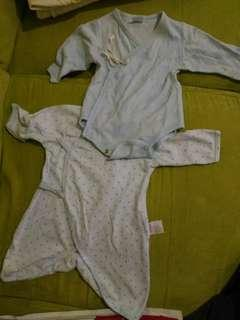 Bb和尚袍及蝴蝶衣