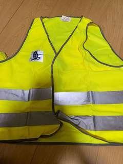 SATS safety vest