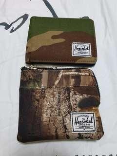 Hershel Wallet Used