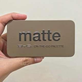 Matte BYS On The Go Palette
