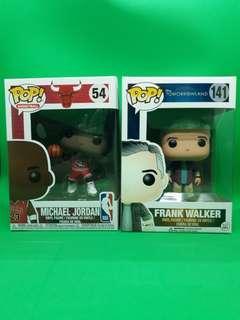 Funko Pop! Michael Jordan Bundle A