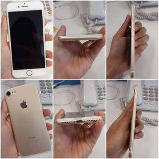 Sale!!! Iphone 7 Gold 128 gb
