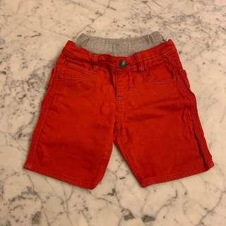 Breeze red shorts