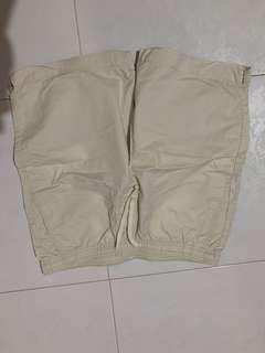 Gap pants short beige