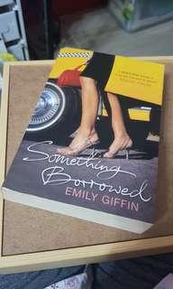 3 for $5 Emily Giffin - Something Borrowed