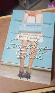3 for $5 Emily Giffin - Something Blue