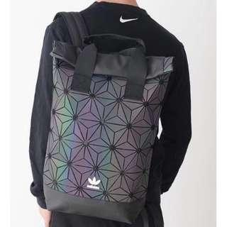 e0055365933 Instock Adidas Issey Miyake 3D Mesh Roll Backpack