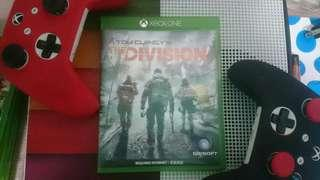 FS/FT: THE DIVISION (Tom Clancy)