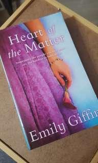 3 for $5 Emily Giffin - Heart of the Matter