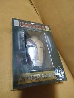 Iron man 外置電充電器