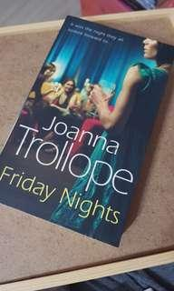 3 for $5 Joanna Trollope - Friday Nights