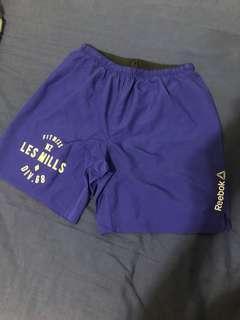 Reebok shorts (size s)