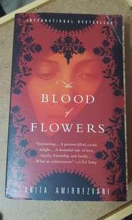 3 for $5 Anita Amirrezvani - The Blood of Flowers