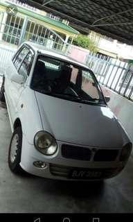 Perodua Kancil (manual)