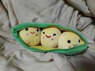 豌豆三兄弟玩偶