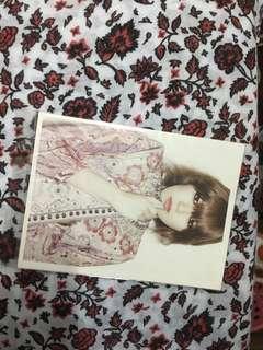 Girl Generation Photo card : Post card