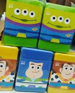 🚚 成本價出清 Innisfree 玩具總動員聯名 鐵盒套組