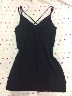 Bnew TOPSHOP Black Dress