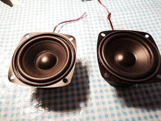 3.5寸揚聲器,15W, 最高40W