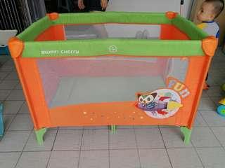 Sweet Cherry Playpen