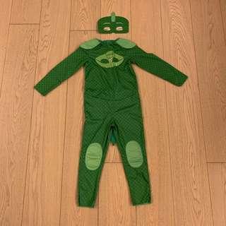 PJ Masks gecko costume