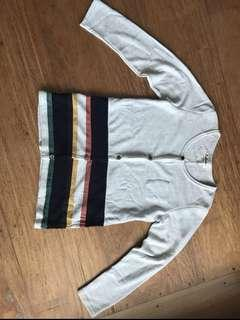 Caliner - Stripped Sweater