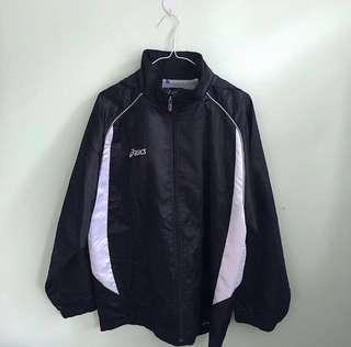 🚚 vintage asics jacket