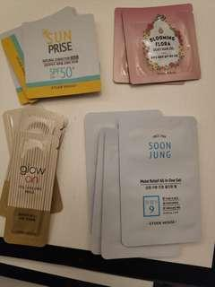 Etude house products