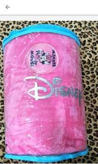 🚚 迪士尼羔絨毯被-米妮