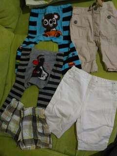 1至2歲 男BB衫 褲