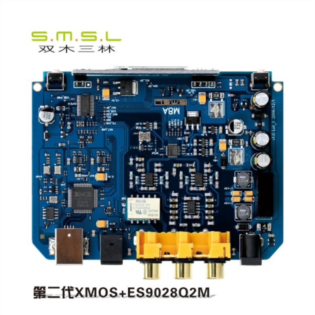 ($299 Promo) SMSL M8A – ES9028Q2M DSD DAC