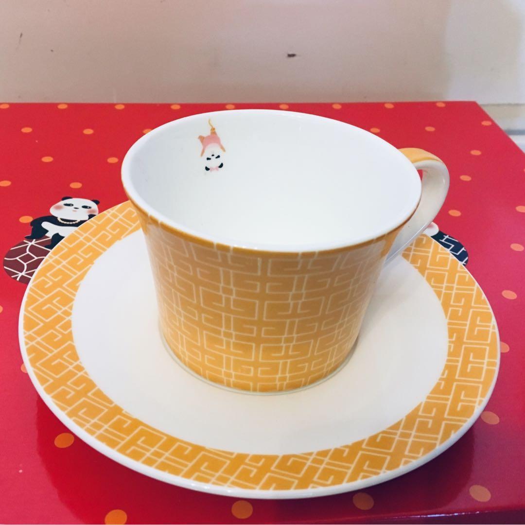 裕華高級骨瓷茶具一套連禮盒