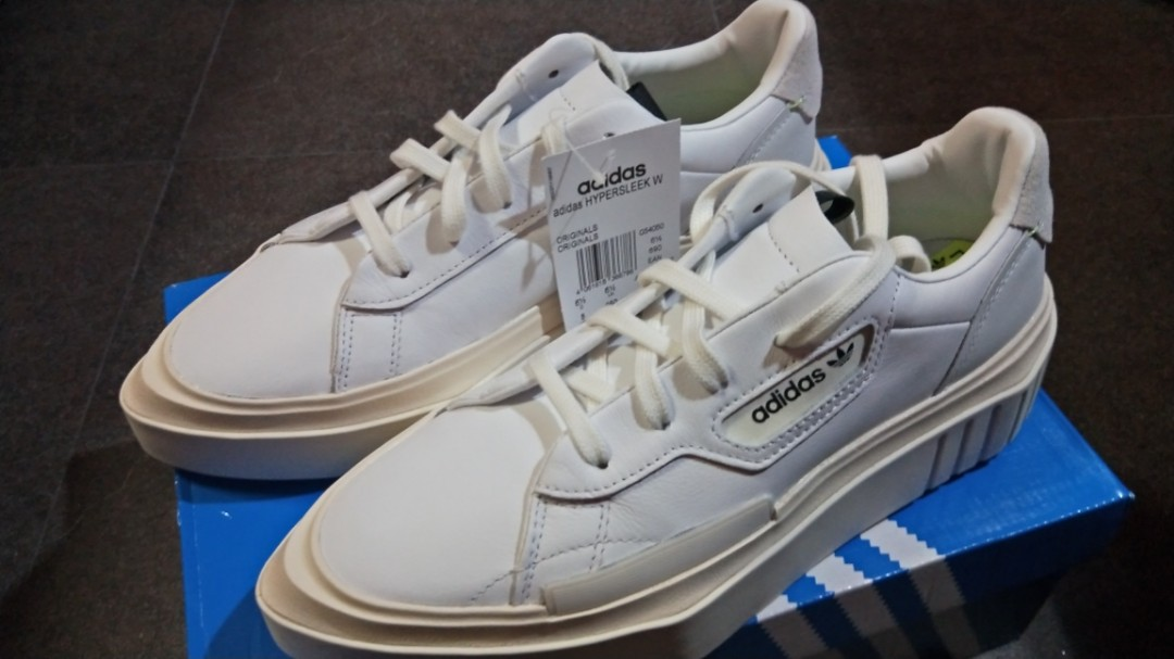 competitive price 1adbe a98e3 Adidas Hypersleek, Womens Fashion, Shoes, Sneakers on Carous
