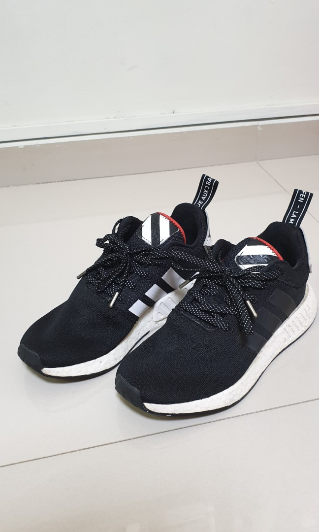 on sale f9fae 4a82b Adidas NMD R2 Tokyo, Men s Fashion, Footwear, Sneakers on Carousell