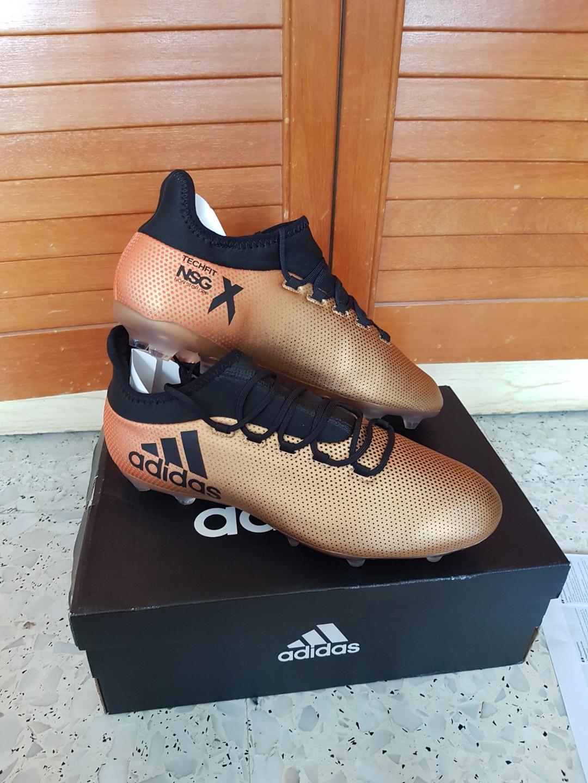8bf4da12a Authentic Adidas X 17.2 FG Soccer Boots, Men's Fashion, Footwear ...