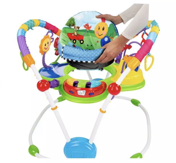 cf0fa598dbbb Baby jumper - Baby Einstein Neighbourhood friends activity jumper ...