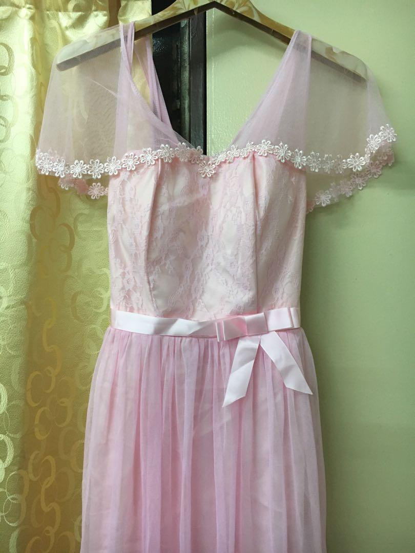 Bridesmaid or Dinner Dress