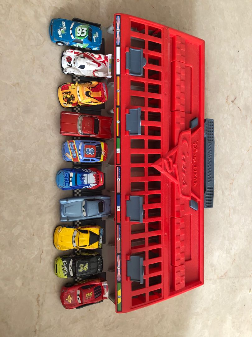 Disney Pixar Cars Diecast Toys Games Others On Carousell