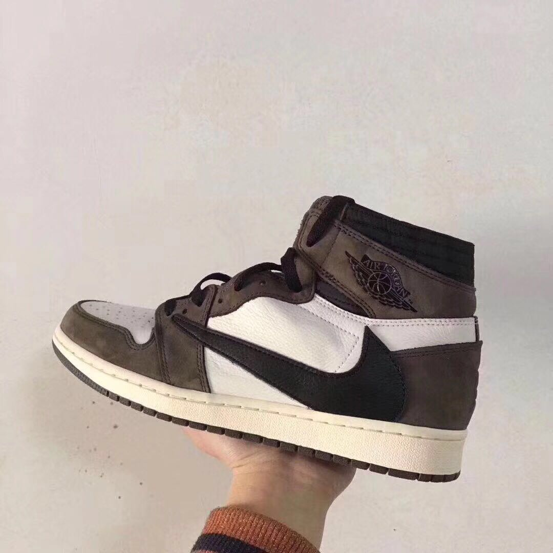 0b204be4629 EARLY PAIRS!! TRAVIS SCOTT X JORDAN 1 CACTUS JACK