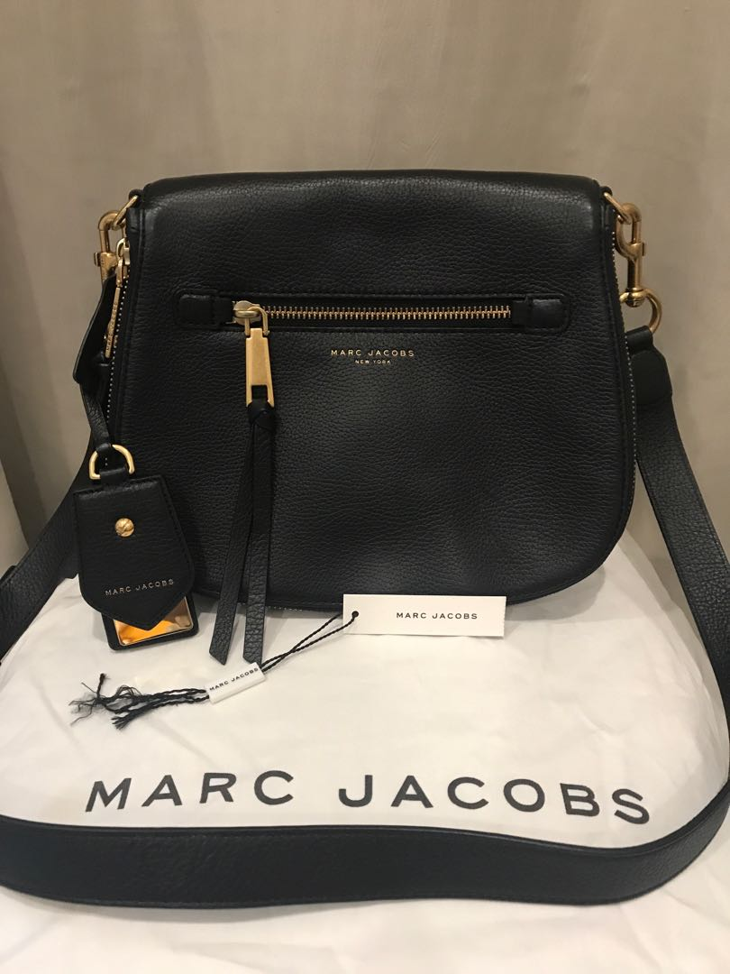 2ca81fd7aa6d99 FOR SALE MARC JACOBS CROSSBODY BAG, Luxury, Bags & Wallets on Carousell