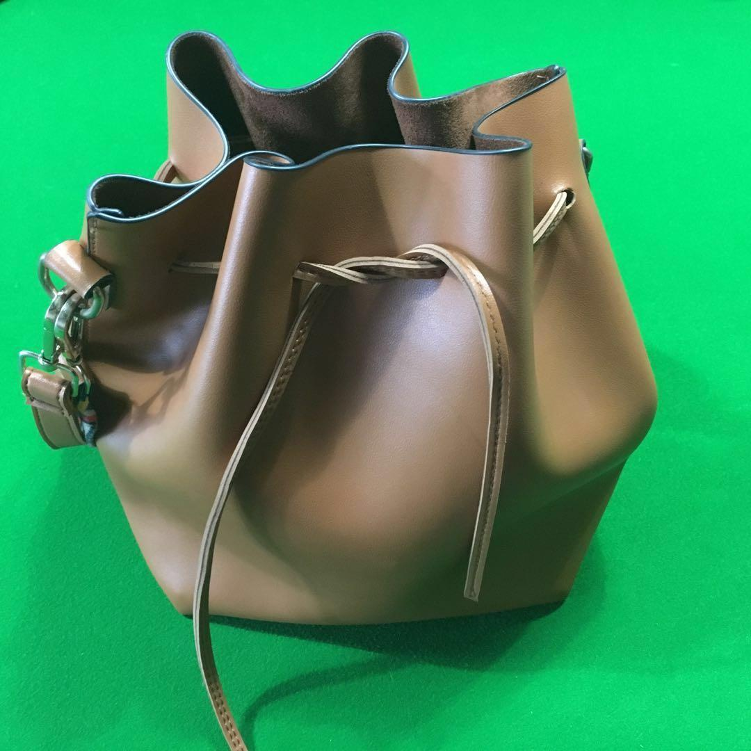 #Free #delivery New Brown Bucket Bag