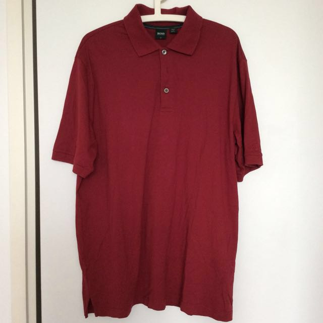f36fd08fc Hugo Boss Golf Shirt, Men's Fashion, Clothes, Tops on Carousell