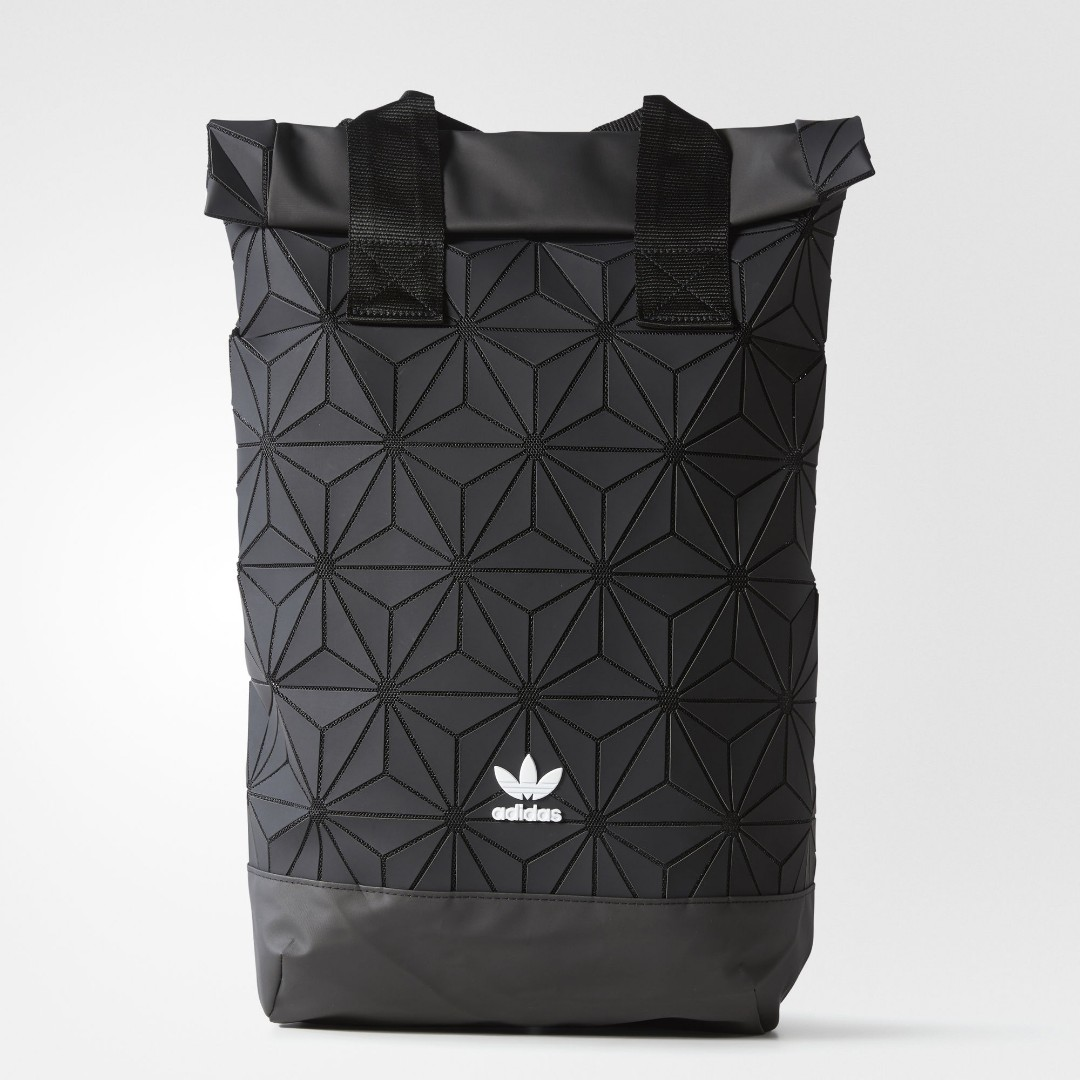 ff7395c4a5 Instock Adidas Issey Miyake 3D Mesh Roll Backpack