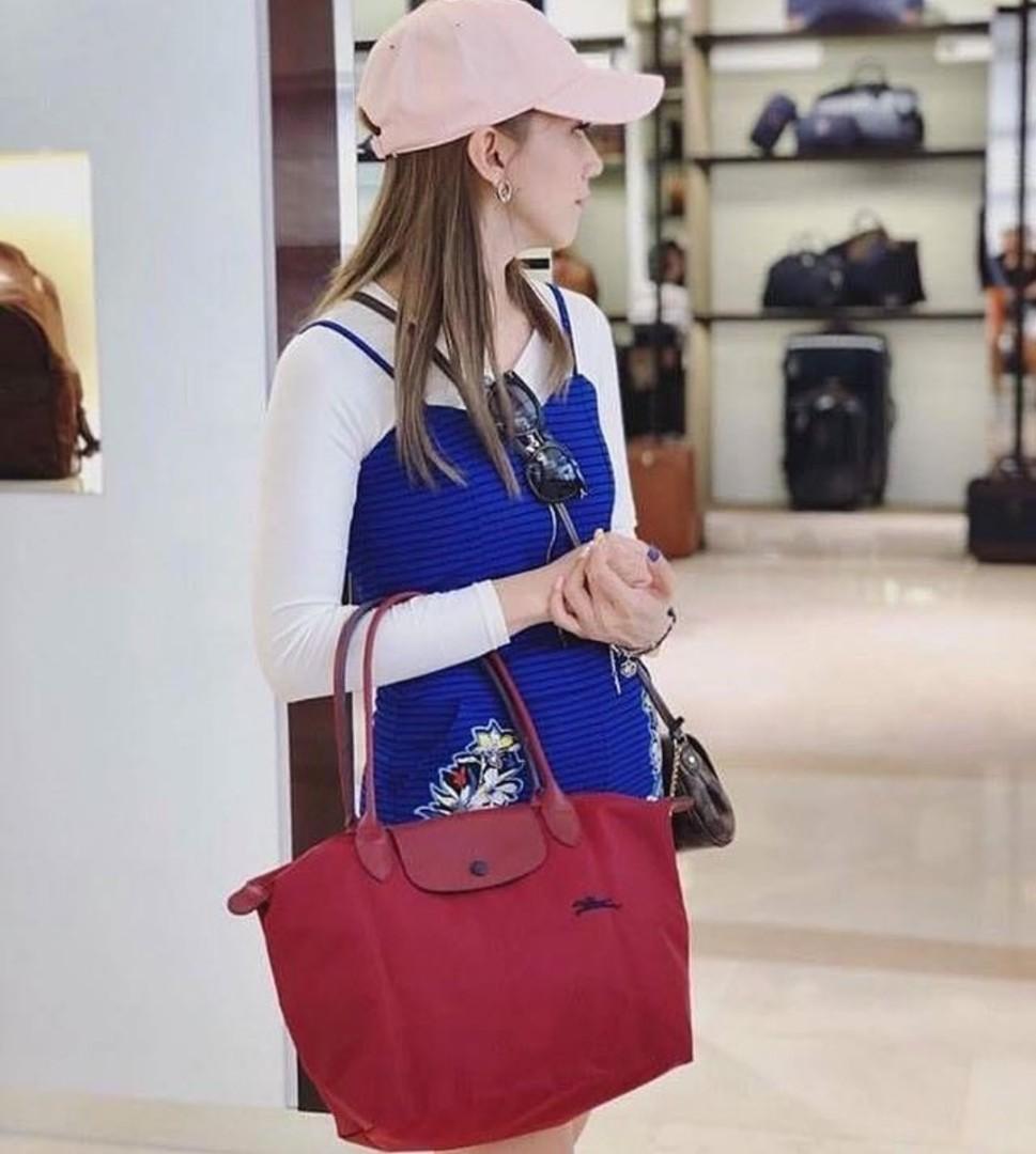 ff65426bf4f4 Longchamp Le Pliage Club Small Tote   Shoulder Bag